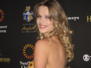 Supermodel Helena Houdova, Founder & President Sunflower Children