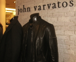 Varvatos's collections are masculine yet classic and popular around the world.