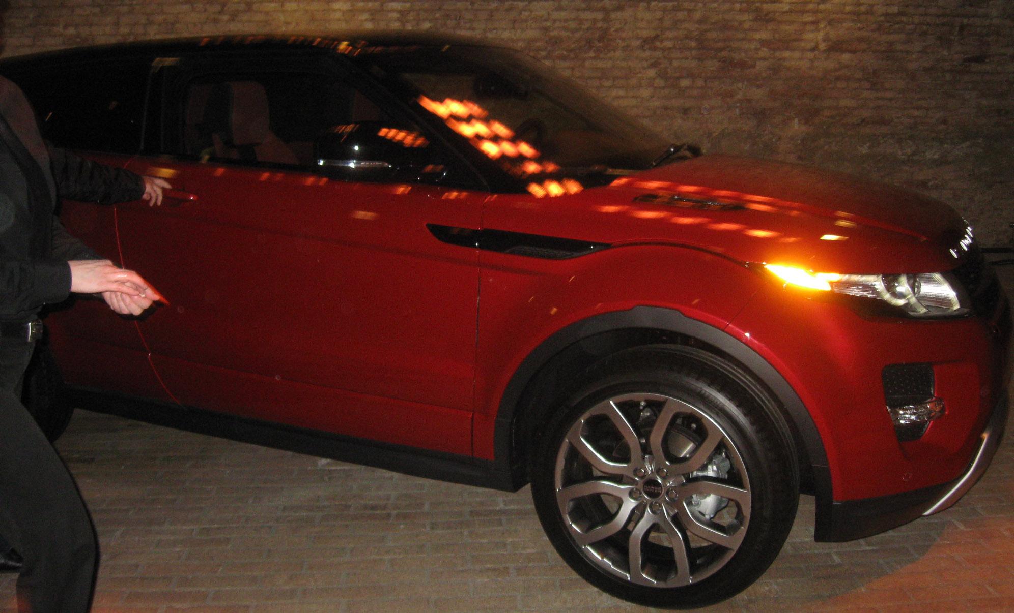 Range Rover Manhattan >> Serena Williams | THE RAVI REPORT