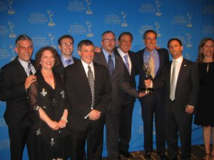 Emmy winning HBO team