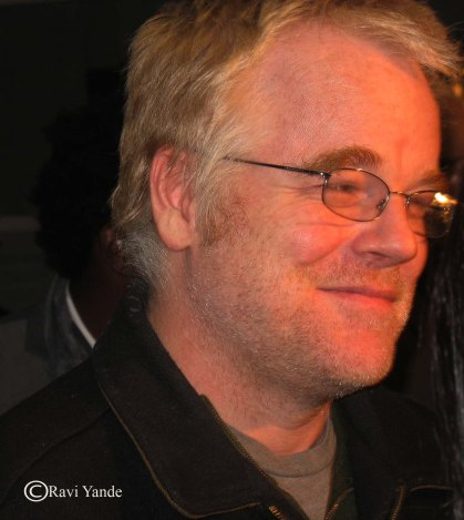 "Hoffman won an Academy Award in 2005 for his portrayal of Truman Capote in the film ""Capote"""