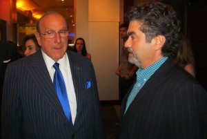 Berlinger discusses the film with music icon Clive Davis